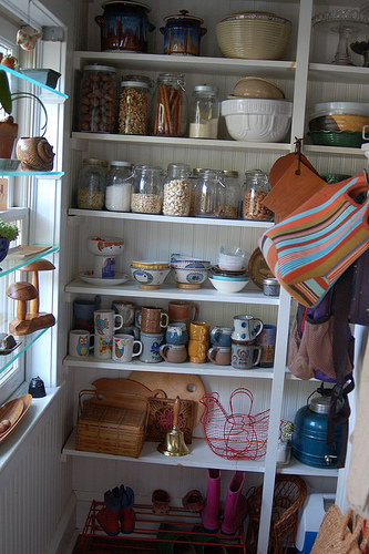Amy's pantry